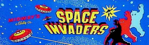 Space Invaders Unit Art