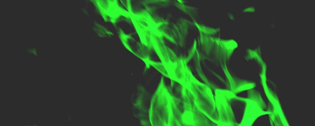 Green Fire