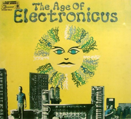 The Age of Electronicus record cover